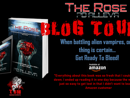 The Rose, by PD Alleva - New Horror