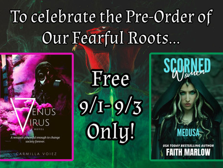 Two Free Reads and a Pre-Order