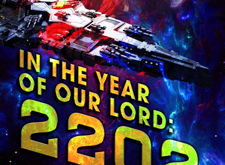 In the Year of Our Lord: 2202, Edward Lee - Horror feature