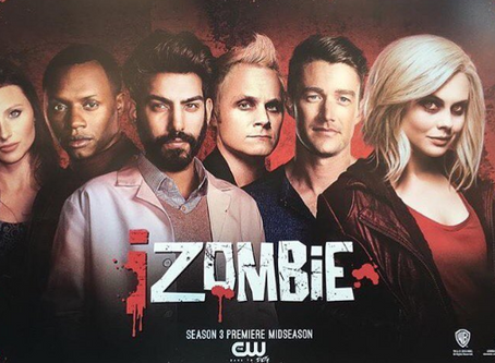 iZombie season 3, episodes 1 and 2