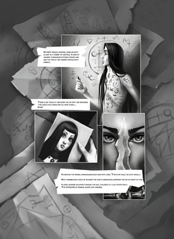 Starblood the graphic novel