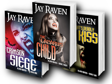 The Lazarus Child, Jay Raven - Blog Tour (TBM)