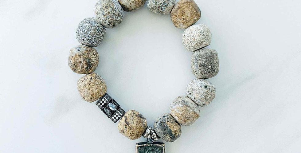 Prehistoric Bone Bracelet