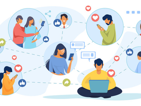 Effects of Social Media on our Mental Wellness: A Blessing or a Curse?