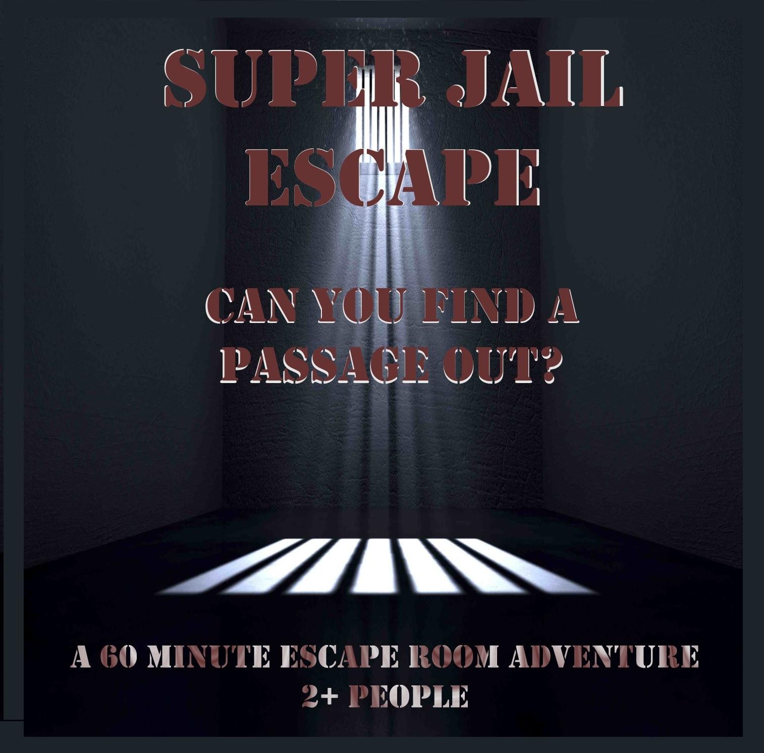 Super Jail Escape