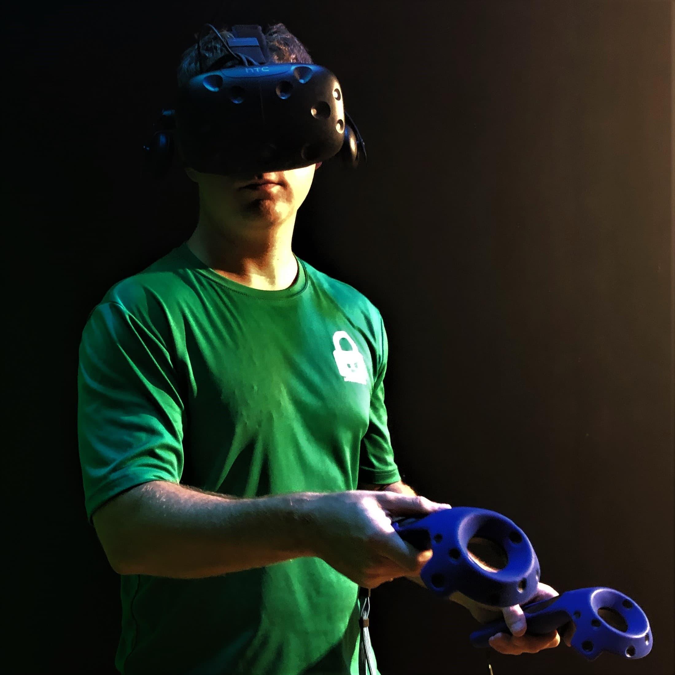 Virtual Reality - Station 2