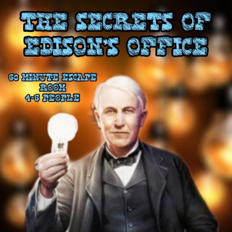 The secrets of Edison's office