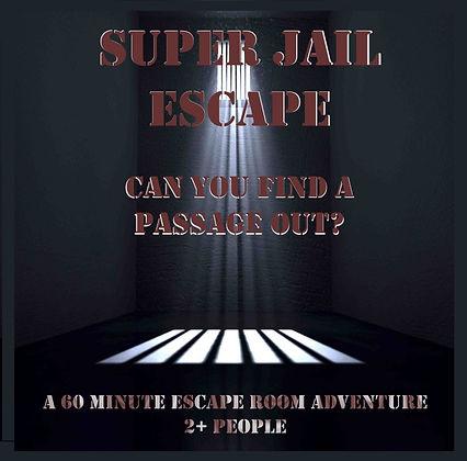Lift Lock Escape Superjail Escape Room