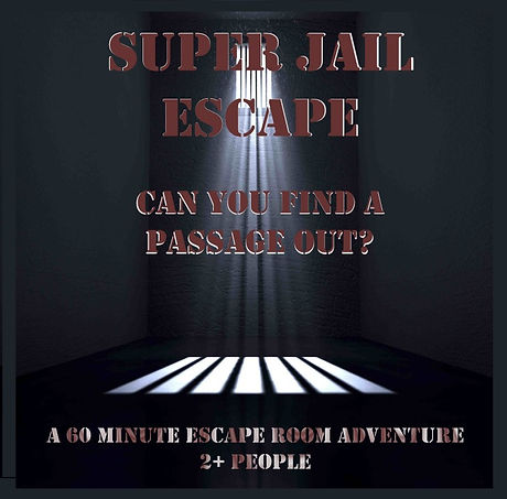 Peterborough Superjail Escape Room