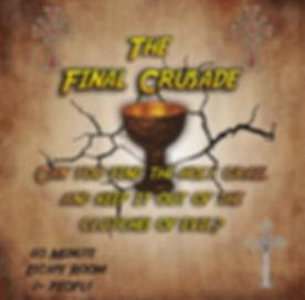 Peterborough Final Crusade Escape Room