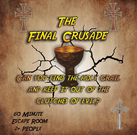 Peterborough Final Crusade Escape Room