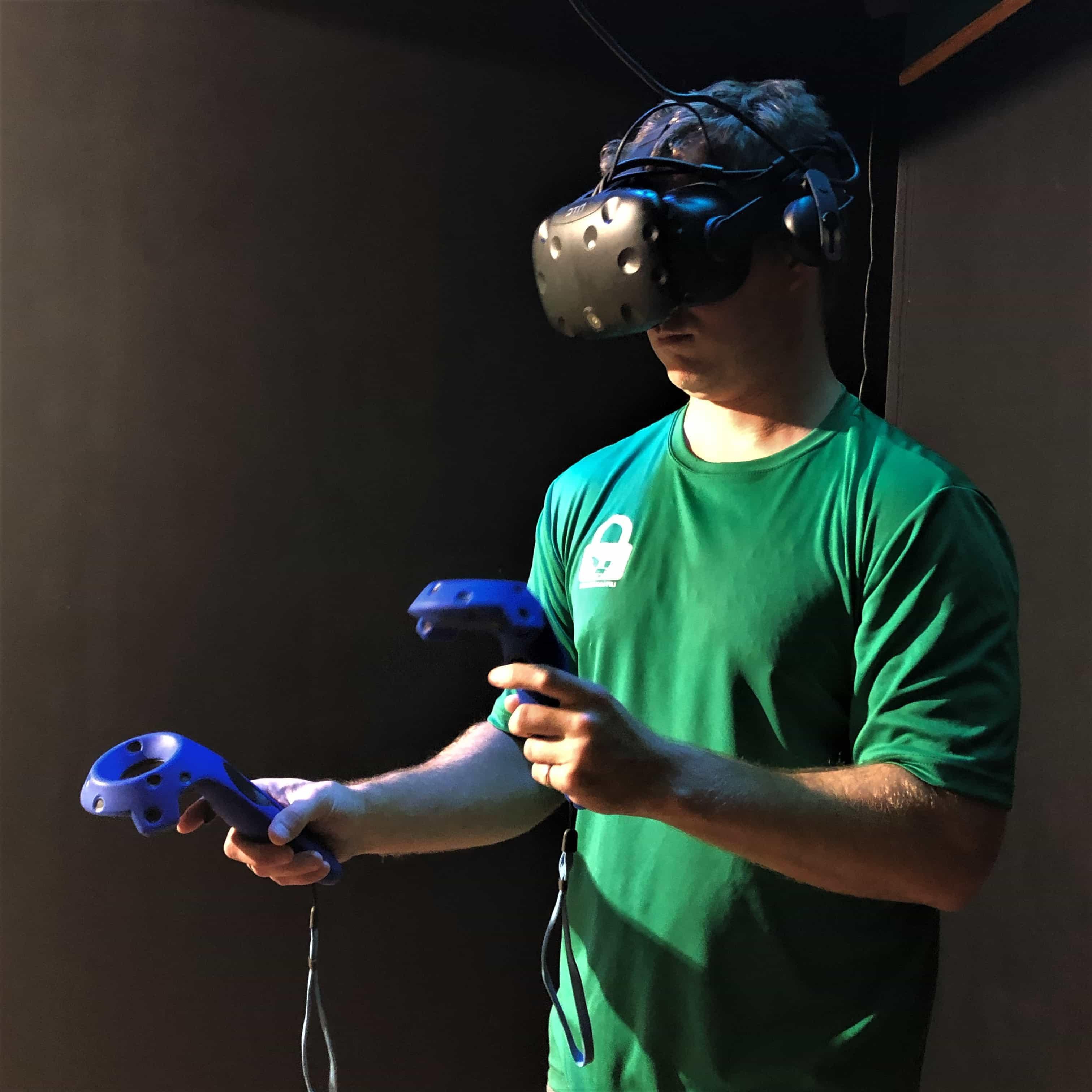 Virtual Reality - Station 1
