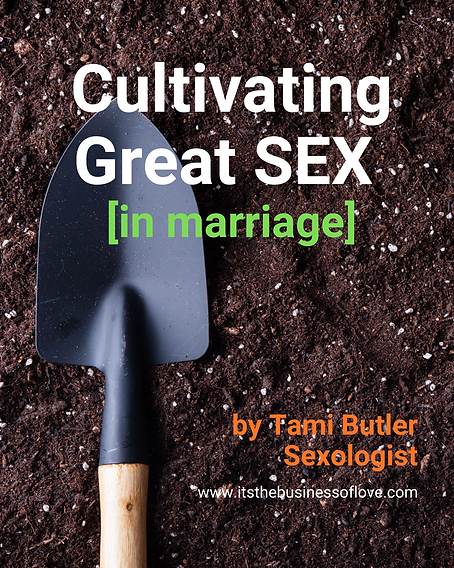IMAGE Cultivating Great Sex [in marriage