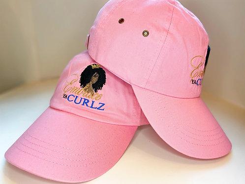 Pink Wash Day Dad Hat