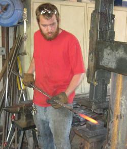 Charlie hammerin steel 001.JPG