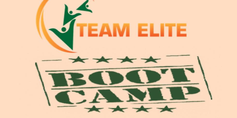 Team ELITE Bootcamp - April