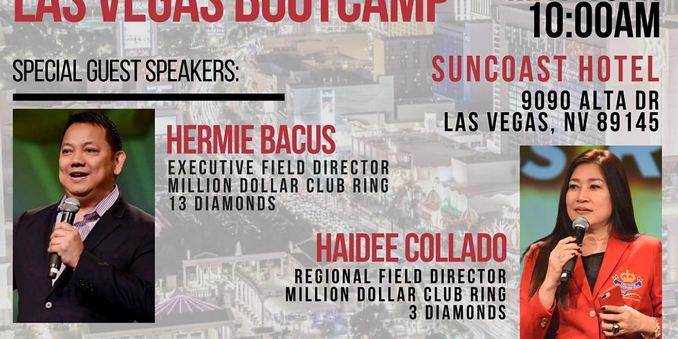 Team ELITE Bootcamp - Las Vegas