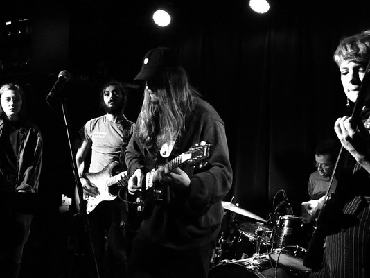 Thick Paint From Omaha Is Coming to Record At Native Sound In St. Louis