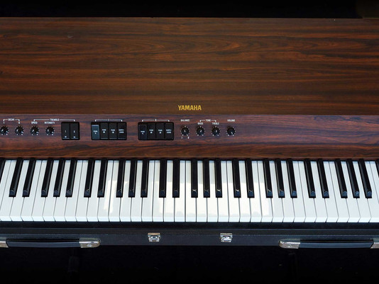 Native Sound ads to Vintage Keyboard Collection With Yamaha CP30