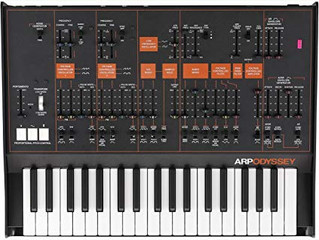 Native Sound Purchases Arp Odyssey for St. Louis Studio A