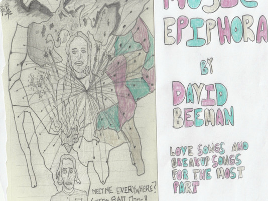"""David's New Record, """"Music Epiphora"""" Was Recorded, Tracked And Mixed At Native Sound In St. Louis"""