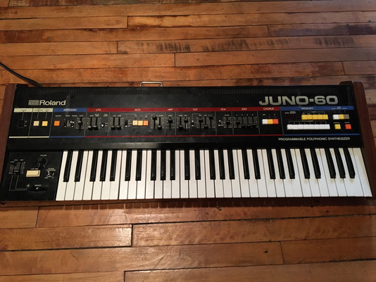 Native Sound's Juno 60 Synthesizer Is Back And Available For Your Recordings