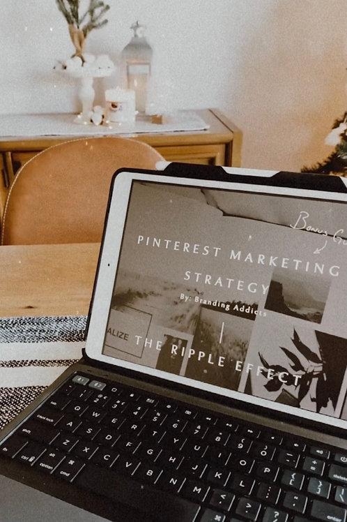 Pinterest Marketing Strategies (Bonus Version Included)