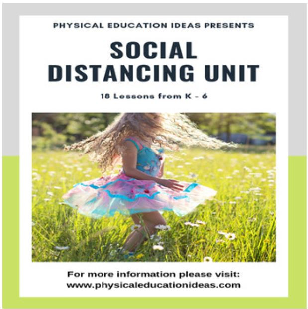 Physical Education Social Distancing