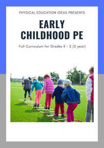 physical education lesson plan games