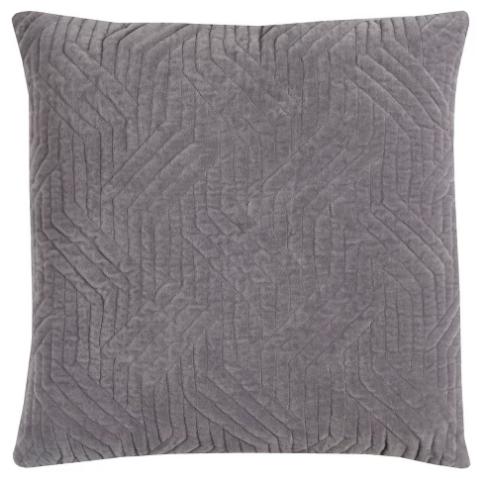 Cozy Grey Pillow - Neutrals