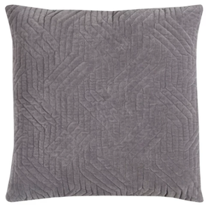 Cozy Grey Pillow - Neutrals