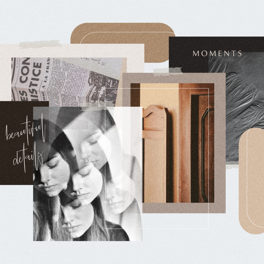 Creative Inspiration Mood Board