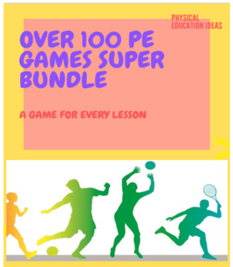 physical education (P.E.) teaching sport lessons