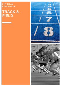 Teaching physical education track & field