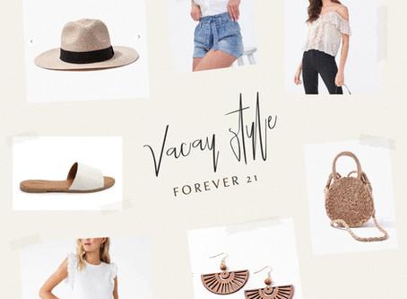 Summer Vacay Style Inspo | Under $50