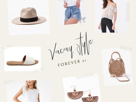 Summer Vacay Style Inspo   Under $50