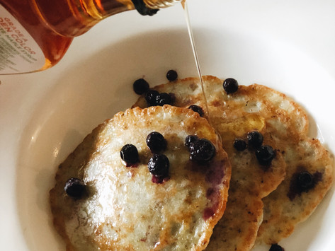 Eggless Pancakes   Super Easy, Nutritious and Taste Delicious!