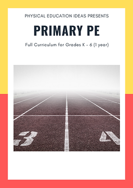 teaching physical education (P.E.) lessons