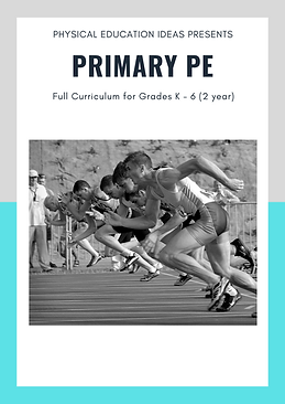 physical education (P.E.) lesson plans