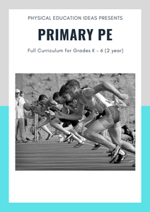 physical education curriculum lesson plans