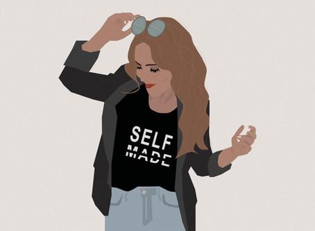 Weekend Doodles | Rachel Hollis Custom Illustration