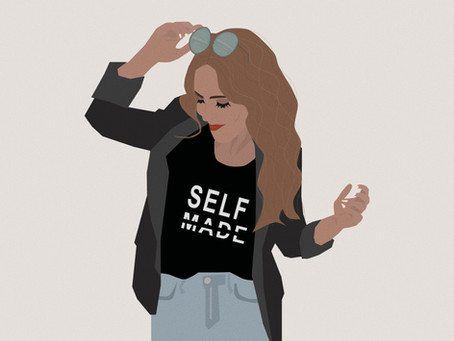 Weekend Doodles | Rachel Hollis Custom Illustration