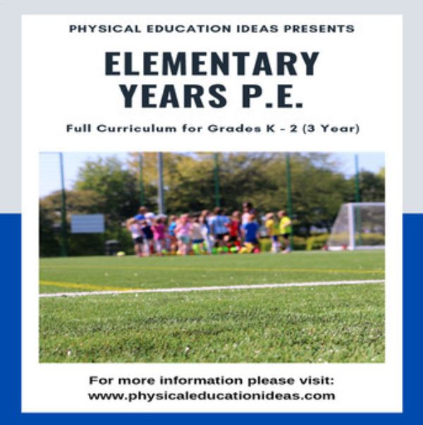 curriculum pack physical education lessons