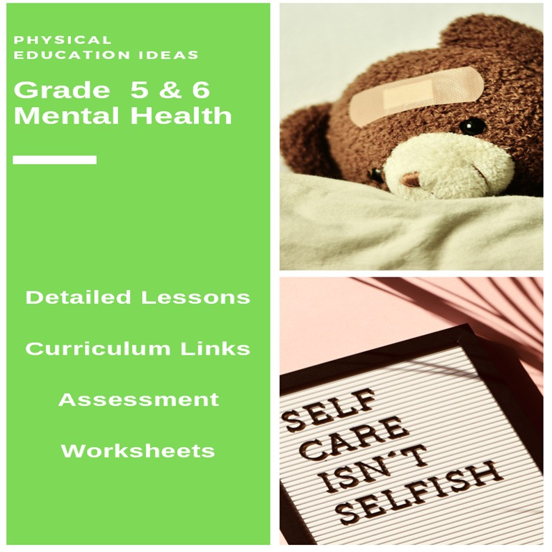Mental Health Physical Education