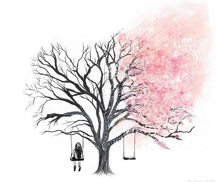 'Wrong Side of the Tree, Sometimes' Illu