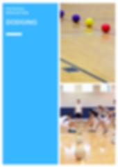 physical education (P.E.) teaching fundamental motor skills dodging lessons