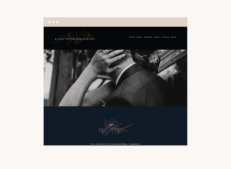 Rachel Veltri Photo | Custom Squarespace Site Design