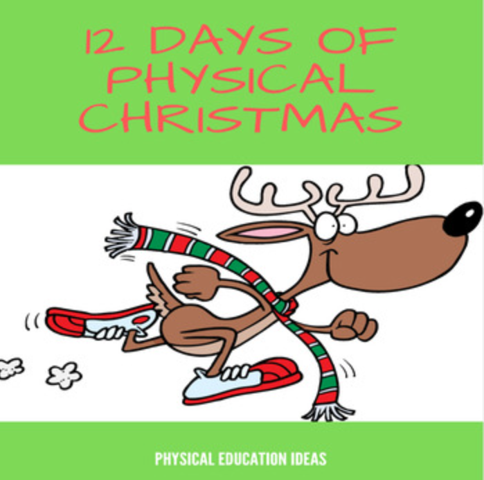 Physical Education Christmas Games Activities Lessons