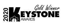 Keystone Awards 2020 logo Gold Winner.jp