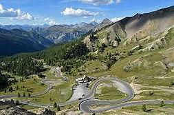 Traversée Alpes vélo